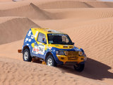 Pictures of Mitsubishi Pajero/Montero Rally (III)