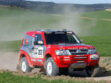 Mitsubishi Pajero/Montero Super Production Cross-Country Car 2002 wallpapers