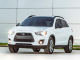 Images of Mitsubishi Outlander Sport Limited Edition 2012