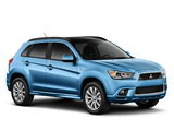 Mitsubishi Outlander Sport 2010–12 pictures