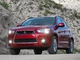 Mitsubishi Outlander Sport 2010–12 pictures