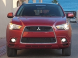 Mitsubishi Outlander Sport 2010–12 wallpapers