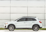 Mitsubishi Outlander Sport Limited Edition 2012 images