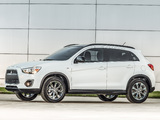 Mitsubishi Outlander Sport Limited Edition 2012 photos