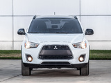 Mitsubishi Outlander Sport Limited Edition 2012 pictures