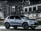 Mitsubishi Outlander Sport Limited Edition 2017 wallpapers