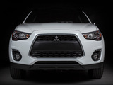 Photos of Mitsubishi Outlander Sport Limited Edition 2012