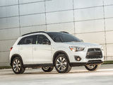 Pictures of Mitsubishi Outlander Sport Limited Edition 2012