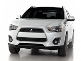 Pictures of Mitsubishi Outlander Sport 2012