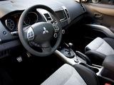 Images of Mitsubishi Outlander Evolander Concept 2006