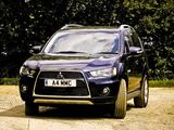Images of Mitsubishi Outlander Juro 2010