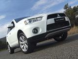Images of Mitsubishi Outlander ZA-spec 2010–12