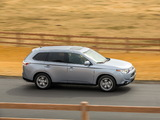 Images of Mitsubishi Outlander US-spec 2013