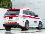 Images of Mitsubishi Outlander GT Pikes Peak Safety Car 2013