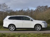Images of Mitsubishi Outlander UK-spec 2013