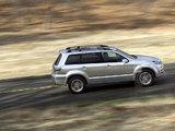 Mitsubishi ASX Concept 2001 photos