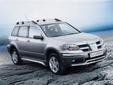 Mitsubishi Outlander 2003–06 pictures