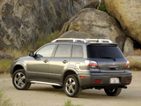 Mitsubishi Outlander US-spec 2003–06 wallpapers