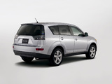 Mitsubishi Outlander JP-spec 2005–12 wallpapers
