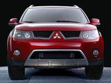 Mitsubishi Outlander Concept 2006 images