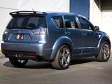 Mitsubishi Outlander Evolander Concept 2006 pictures