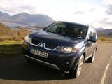 Mitsubishi Outlander 2007–09 images