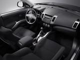Mitsubishi Outlander 2007–09 photos
