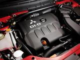 Mitsubishi Outlander UK-spec 2007–09 photos