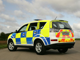 Mitsubishi Outlander UK Police 2007–09 wallpapers