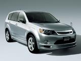 Mitsubishi Outlander Roadest 2008–09 photos
