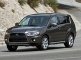 Mitsubishi Outlander US-spec 2009 photos