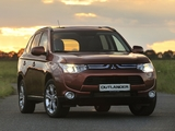 Mitsubishi Outlander 2012 pictures