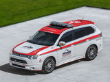 Mitsubishi Outlander GT Pikes Peak Safety Car 2013 images