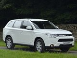 Mitsubishi Outlander Commercial 2013 images