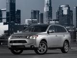 Mitsubishi Outlander US-spec 2013 images