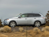 Mitsubishi Outlander US-spec 2013 photos