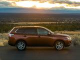 Mitsubishi Outlander US-spec 2013 photos