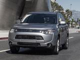 Mitsubishi Outlander US-spec 2013 pictures