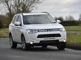 Mitsubishi Outlander UK-spec 2013 pictures