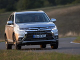 Mitsubishi Outlander 2015 pictures