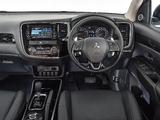 Mitsubishi Outlander ZA-spec 2017 pictures