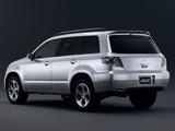 Photos of Mitsubishi ASX Concept 2001