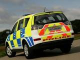 Photos of Mitsubishi Outlander UK Police 2007–09
