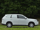 Photos of Mitsubishi Outlander Commercial 2013