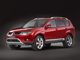 Pictures of Mitsubishi Outlander Concept 2006
