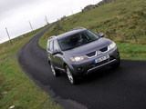 Pictures of Mitsubishi Outlander 2007–09