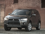 Pictures of Mitsubishi Outlander US-spec 2009
