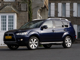 Pictures of Mitsubishi Outlander 2009–12