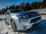 Pictures of Mitsubishi Outlander PHEV 2012