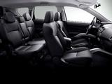 Mitsubishi Outlander US-spec 2009 wallpapers